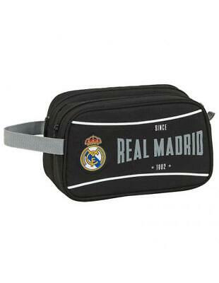 Neceser Doble Adaptable Oficial Del Real Madrid