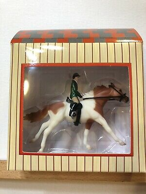 Breyer Horse ~ Stablemate Set #5203 ~ Pinto Sporthorse ~ New & Retired!