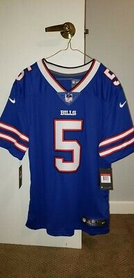 Buffalo Bills Tyrod Taylor Jersey - New with tags - Size L
