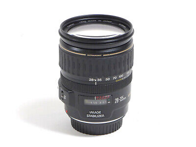Canon EF 28-135mm f3.5-5.6 IS USM Lens Image Stabl
