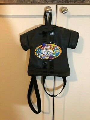 Vintage Looney Tunes Mini Back Pack Marvin The Martian Etc