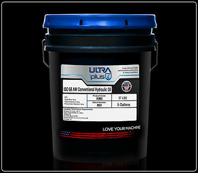 Ultralub ISO 68 AW Hydraulic Oil - 5 Gallon Pail