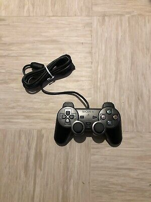 Sony Ps2 Controller official dual shock black playstation 2 wired