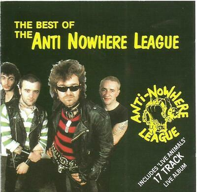 The Anti-Nowhere League - The Best Of  / Live Animals (2CD 2001)