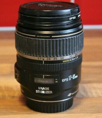 Canon Zoom Lens EF-S 17-85mm 1:4-5.6 IS USM