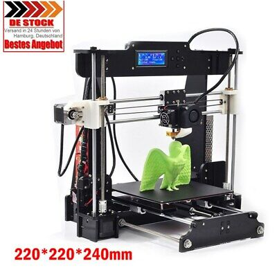 3D Drucker Printer Upgradest High Precision Reprap i3 3d Desktop KIT IN DE