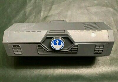 Disney World Star Wars Galaxy's Edge Reforged Rey Skywalker Lightsaber CASE ONLY