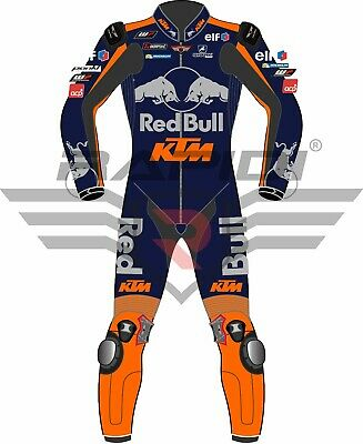 Miguel Oliveira Ktm Redbull Moto 2019 Motorcycle Motorbike Racing Leather Suit