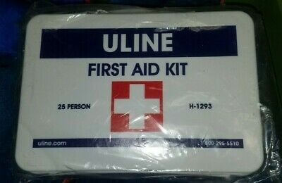 Uline First Aid Kit - 25 Person H1293