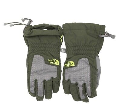 The North Face Montana Boys Ski Gloves Size Large 0102