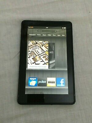 Amazon Kindle Fire 7 D01400 Tablet - Working
