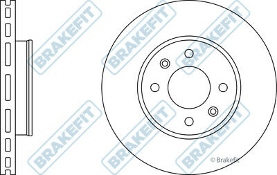 EBC FRONT DISCS AND PADS 234mm FOR DAIHATSU SIRION 1.3 2000-05