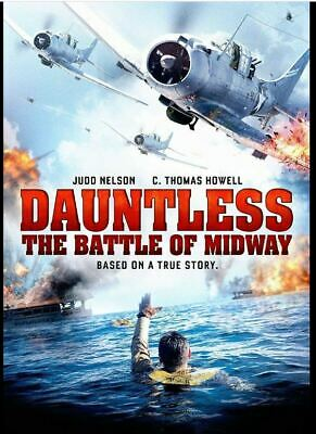 Blu Ray Dauntless: The Battle of Midway BRAND NEW DVD 2019  FAST SHIPPING