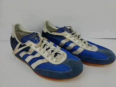 VINTAGE 70S ADIDAS Vienna Shoes Made in West Germany Size 12