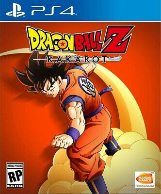 Dragon Ball Z Kakarot - PS4 📥