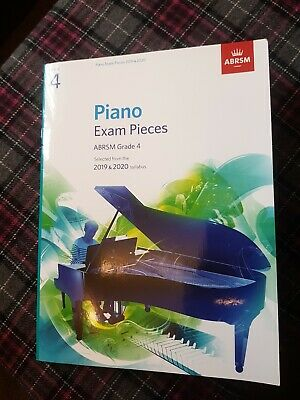 ABRSM Piano Exam Pieces 2019 2020 Syllabus Grade 4 Sheet Music Book