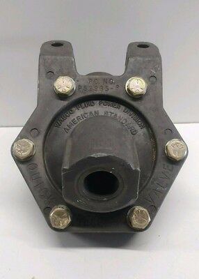 """New Old Stock! Rexroth 1/2"""" Quick Release Exhaust Valve P52935-6"""