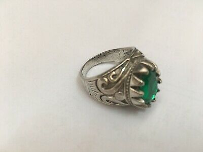 Ancient Rare Ring Roman SILVER color Legionary Old Extremely Authentic Artifact*