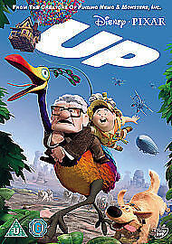 Up DVD (2010) Pete Docter cert U Value Guaranteed from eBay's biggest seller!