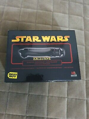 Master Replicas Darth Sidious Lightsaber Replica .45 scale, Best Buy Exclusive