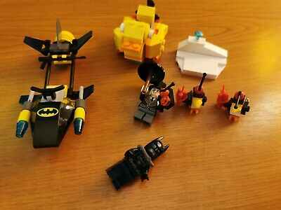 Lego 76010 DC Super Heroes Batman The Penguin Face Off