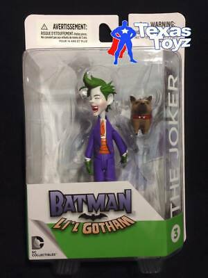 Batman Lil Gotham Harley Quinn 4in mini Action Figure DC Collectibles Toys