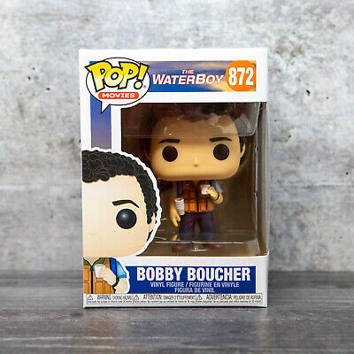Funko Pop Water Boy Bobby Boucher #872 w/ Protector | IN STOCK | FAST SHIPPING!