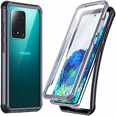 For Samsung Galaxy S20 Plus Case Heavy Shockproof S20 Ultra w/ Screen Protector
