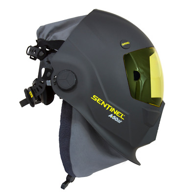 ESAB Sentinel A50 Air Welding Helmet c/w 4 FREE Outer Lenses + FREE P&P