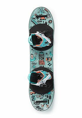 Burton After School Special Snowboard + Bindings 80,90,100cm