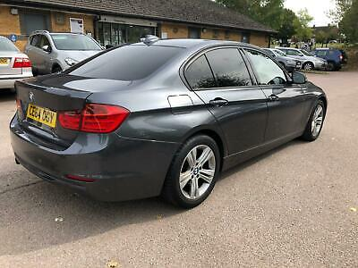 BMW 3 Series 318D Sport 2014 Automatic 2.0 Diesel Full Service History