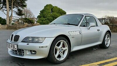 2001 BMW Z3 3.0 convertible with hardtop 3.0i manual