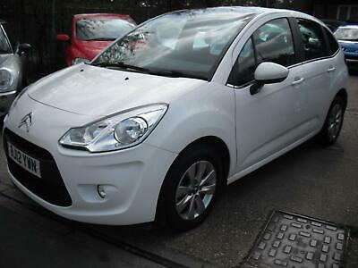 2012 Citroen C3 1.4 HDi 8v VTR+ 5dr Hatchback Diesel Manual