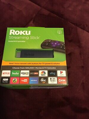 Roku Streaming Stick New In Box Sealed