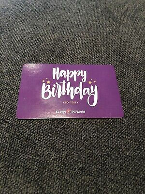 Currys £30 Gift Card