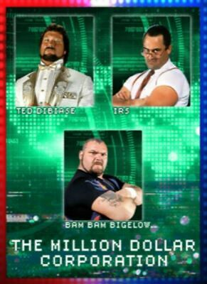 Topps WWE Slam-Factions & Stables-The Million Dollar Corporation-Digital Card-MO