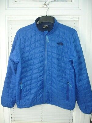 The North Face Thermoball Padded Puffer Jacket Boys L / 14-16 Years