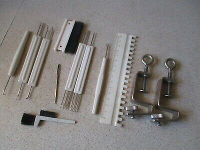 Knitmaster Accessories /  Clamps Etc