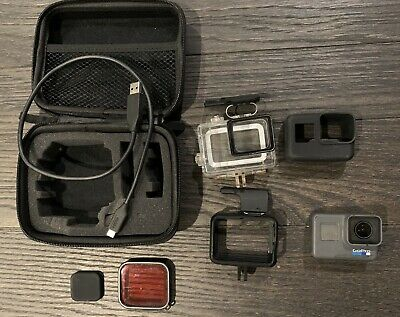 Gopro Hero6 Black Edition Action Cam Camera Videocamera Wireless Wifi Bluetooth