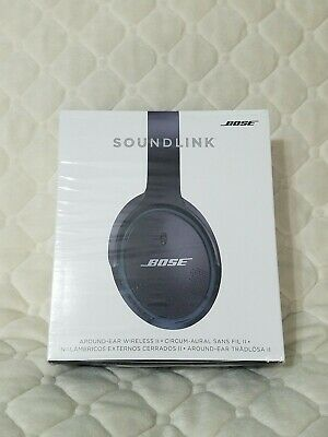 BOSE SoundLink Around Ear VERSION II Bluetooth Headphones Wireless BLACK AE2 NEW