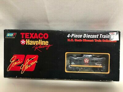 Revell Texaco/Havoline Racing #28 Ernie Irvan Ho Train Set 1996