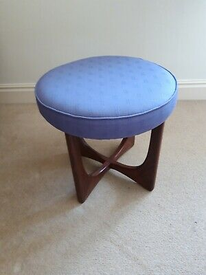 Vintage Teak G Plan Fresco Stool or Footstool
