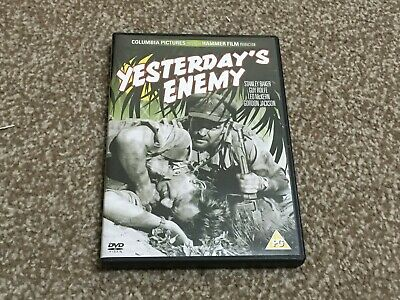 Yesterday's Enemy (DVD, 2010) Hammer Films