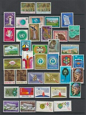 Un,United Nations,Geneva, Mnh,Vf, Collection,Mint Nh