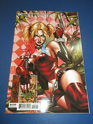 Harley Quinn and Poison Ivy #6 Brooks Variant NM Gem wow Harley
