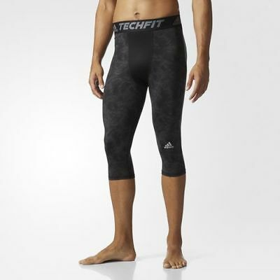 ADIDAS TECHFIT TOUGH LONG TIGHTS Collant de Sport Homme