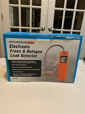 Electric Freon & Halogen Leak Detector Item 92514