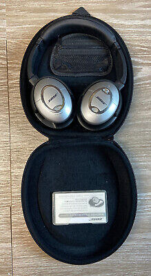 Bose QC15 QuietComfort 15 Acoustic Noise Cancelling Headphones Untested