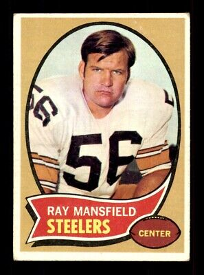 1970 Topps Football 2-263 VG-EX Pick From List All PICTURED