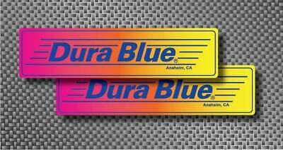 Durablue Axles Pink Reproduction Decal  TRX 250R 350X KXT Quadracer 450R